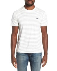 Lacoste Dotted Stripe T Shirt