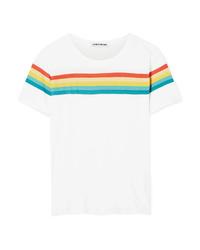 Elizabeth and James Lakota Striped Cotton Jersey T Shirt