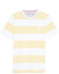 Mav stripe pocket crew t shirt medium 15203