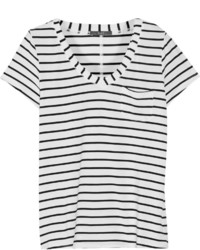 Tart Collections Mel Striped Stretch Modal Jersey T Shirt