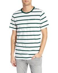 Globe Moonshine Pocket T Shirt