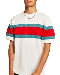 Topman Oversize Stripe T Shirt