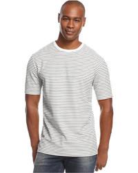 Club Room Striped Performance T Shirt