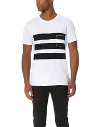 Surf stripes pocket tee medium 714665