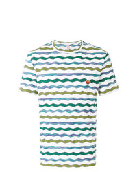 Missoni Mare Zig Zag Striped T Shirt