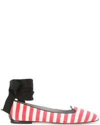Striped ballerinas medium 3661480