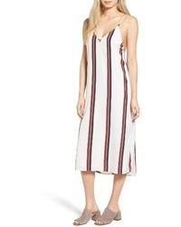 Stripe midi dress medium 4015223