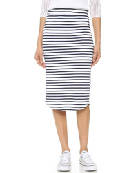Stripe pencil skirt medium 633766