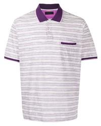 D'urban Striped Polo Shirt