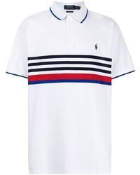 Polo Ralph Lauren Striped Short Sleeve Polo Shirt