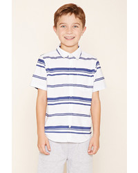 Forever 21 Boys Striped Shirt