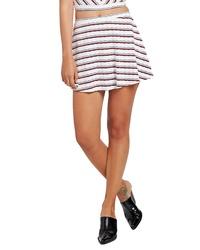 STONE ROW Skate Night Skirt