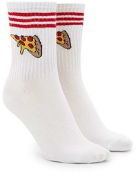 Forever 21 Pizza Crew Socks