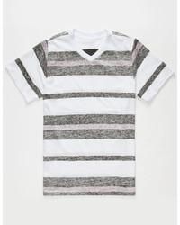 Blue Crown Freeport Stripe Boys T Shirt