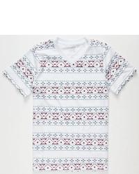 Blue Crown Knockout Stripe Boys T Shirt