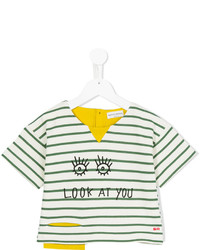 Rykiel Enfant Look At You T Shirt