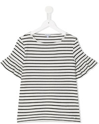 Simonetta Striped T Shirt