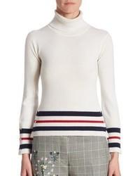 Knit cashmere sweater medium 6748492