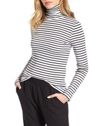 Stripe turtleneck medium 4951158