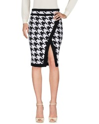 Balmain Knee Length Skirts