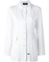 Chanel Vintage Shirt Jacket