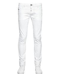 Diesel Black Gold 165cm Wrinkled Stretch Denim Jeans