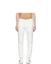 Acne Studios Acne S White Bla Konst River Jeans