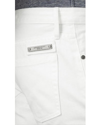 Burberry Steadman White Slim Fit Jeans