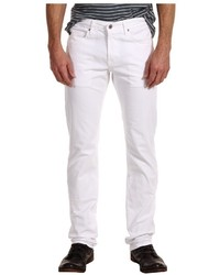 AG Adriano Goldschmied Matchbox Slim Straight Twill Apparel