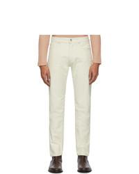 Tiger of Sweden Jeans Off White Alex Jeans