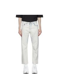 Maison Margiela Off White Bleach 80s Vintage Jeans