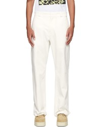 Loewe Off White Drill Jeans