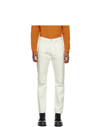 Norse Projects Off White Regular Jeans