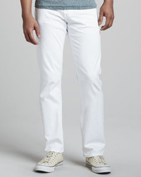 AG Adriano Goldschmied Protege White Jeans