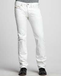 Diesel Safado White Jeans 32