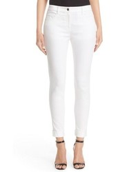 St. John Collection St John Sport Collection Bardot Slim Capri Jeans