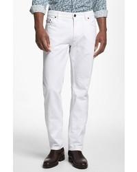 Salvatore Ferragamo Straight Leg Jeans