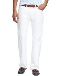 Brooks Brothers Supima Denim Straight Fit Jeans