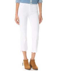 The insider crop step fray jeans medium 1189365