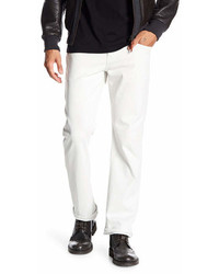7 For All Mankind The Straight Leg Luxe Performance Jeans