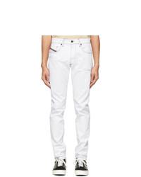 Diesel White D Strukt Jeans
