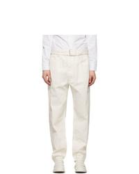 Maison Margiela White Jeans