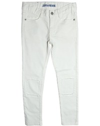Zadig & Voltaire Stretch Cotton Denim Jeans