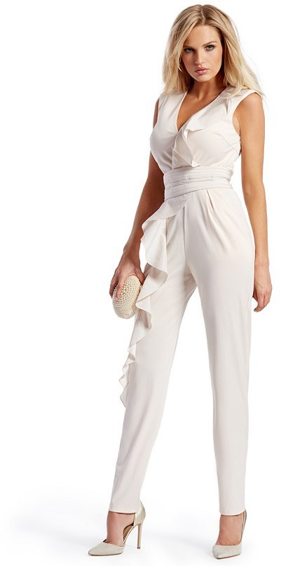 GUESS by Marciano Rococa Jumpsuit | Where to buy & how to wear