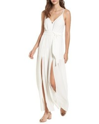 Split leg jumpsuit medium 4381247