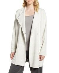 Eileen Fisher Textured Tencel Lyocell Kimono Jacket