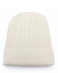 Romwe Cabl Knit Beanie