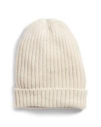 LAMINI Nolita Alpaca Rib Knit Beanie