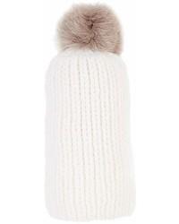 Eugenia Kim Rain Chunky Rib Knit Wool Beanie