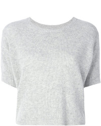 Isabel Marant Crew Neck Knitted Top